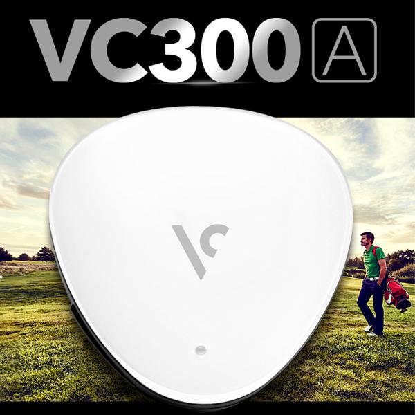 ボイスキャディ VC300A 音声型GPSキャディー(GPS距離計測器/ゴルフナビ) ゴルフナビ Golf Voice Caddie VC300 A