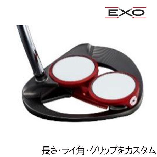 オデッセイ EXO(エクソー) パター 2BALL(2ボール) ネオマレット型(マレットタイプ) ODYSSEY EXO