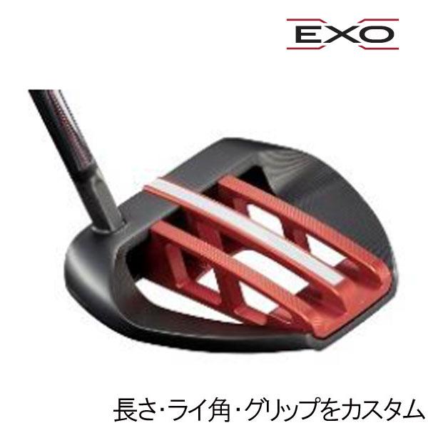 オデッセイ EXO(エクソー) パター MARXMANエス(スラントネック)(マークスマンS) ネオマレット型(マレットタイプ) ODYSSEY EXO