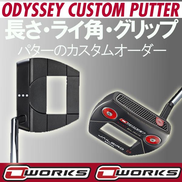 オデッセイ オー・ワークス ブラック パター ジェイルバード ミニS(スラントネック) ネオマレット型ODYSSEY O-WORKS BLACK オーワークスOワークスJAILBIRD MINI S