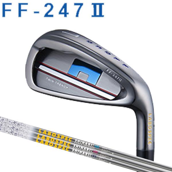 オノフ ラボスペック FF-247-2 限定アイアン 5本セット(#7~PW,AW)[ラボスペック] カーボンシャフト LABOSPEC SHINARI(シナリ) グローブライド ONOFF LABOSPEC iron GLOBERIDE FF247-II ツー FF2472