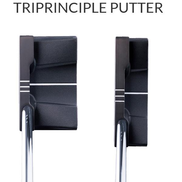 ヨネックス トライプリンシプル パター TP-GR1(ネオマレット型)/TP-BR1(ピン型) YONEXポイント