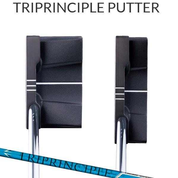 【メーカーカスタム】ヨネックス トライプリンシプル パター カーボンシャフト装着特注モデル TP-GR1(ネオマレット型)/TP-BR1(ピン型) YONEXポイント