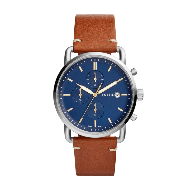 『ショッパープレゼント』フォッシル 腕時計 公式 2年 保証 Fossil メンズ コミューター クロノ FS5401 THE COMMUTER CHRONO