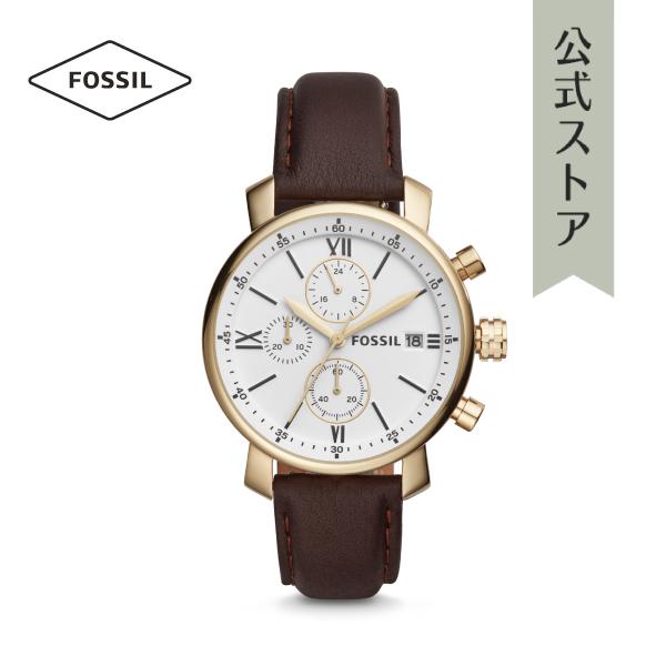 『公式ショッパープレゼント』30%OFF フォッシル 腕時計 公式 2年 保証 Fossil メンズ BQ1009 RHETT 42mm