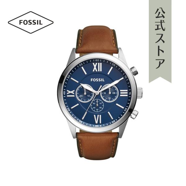 『公式ショッパープレゼント』30%OFF フォッシル 腕時計 公式 2年 保証 Fossil メンズ BQ2125 FLYNN 48mm