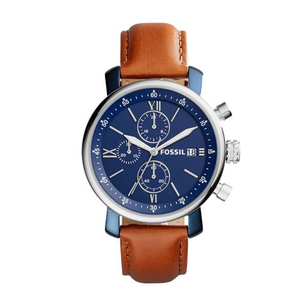 フォッシル 腕時計 公式 2年 保証 Fossil メンズ BQ2163 RHETT 42mm