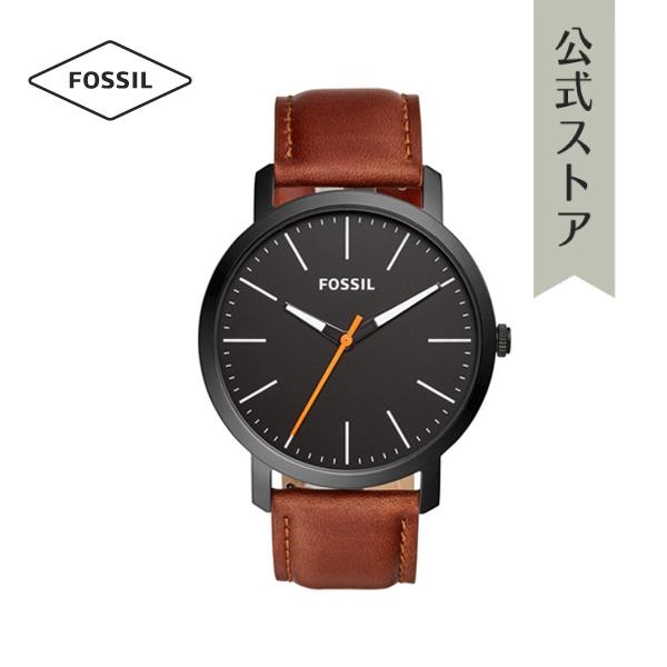 『公式ショッパープレゼント』30%OFF フォッシル 腕時計 公式 2年 保証 Fossil メンズ BQ2310 Luther 44mm