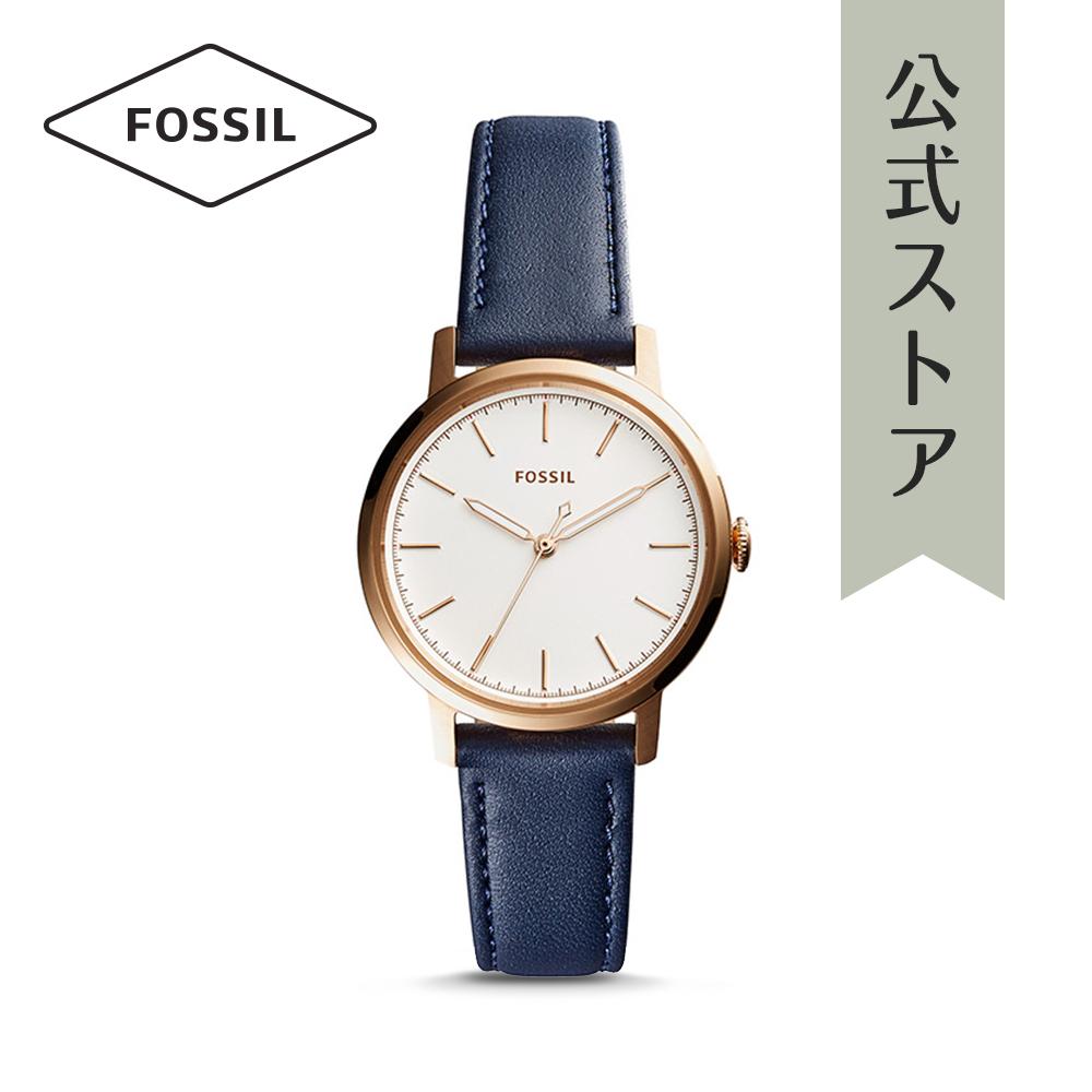 『公式ショッパープレゼント』フォッシル 腕時計 公式 2年 保証 Fossil レディース ニーリー ES4338 NEELY