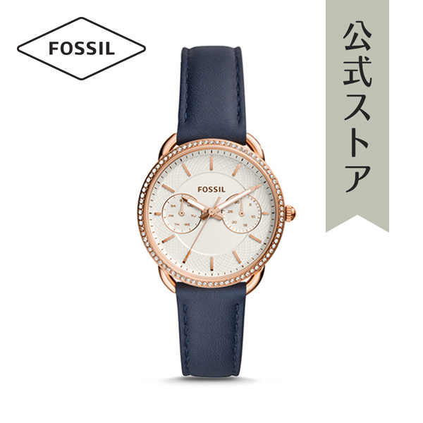『公式ショッパープレゼント』21%OFF フォッシル 腕時計 公式 2年 保証 Fossil レディース テイラー ES4394 TAILOR