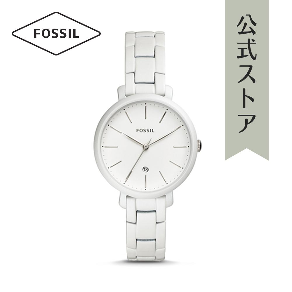 『公式ショッパープレゼント』フォッシル 腕時計 公式 2年 保証 Fossil レディース ジャクリーン ES4397 JACQUELINE