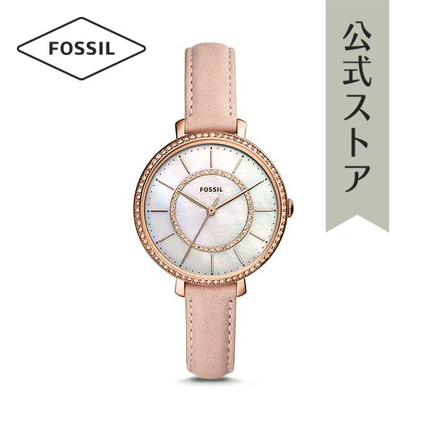 『公式ショッパープレゼント』フォッシル 腕時計 公式 2年 保証 Fossil レディース ジョセリン ES4455 JOCELYN