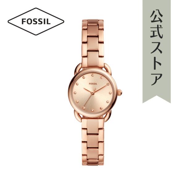 『公式ショッパープレゼント』2019 春の新作 フォッシル 腕時計 公式 2年 保証 Fossil レディース ES4497 TAILOR MINI 26mm