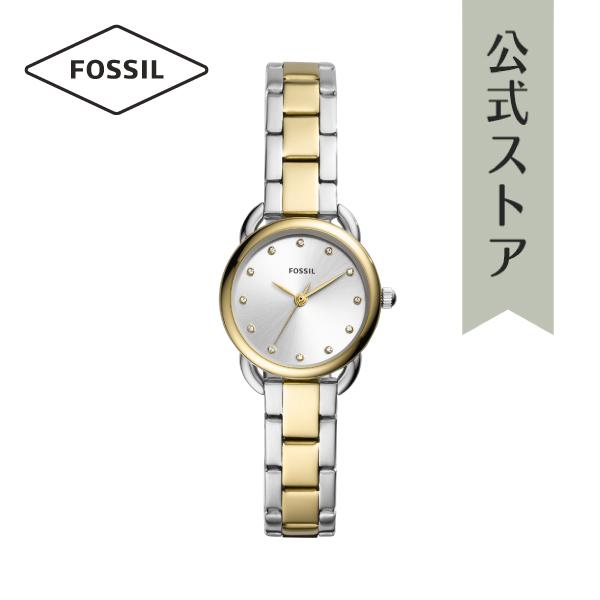 『公式ショッパープレゼント』2019 春の新作 フォッシル 腕時計 公式 2年 保証 Fossil レディース ES4498 TAILOR MINI 26mm