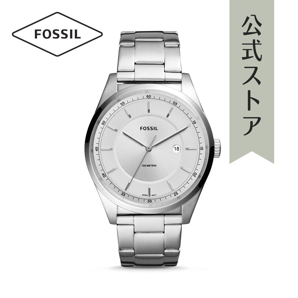 『公式ショッパープレゼント』フォッシル 腕時計 公式 2年 保証 Fossil メンズ マティス FS5424 MATHIS