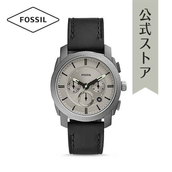 【公式ショッパープレゼント】 24%OFF フォッシル 腕時計 公式 2年 保証 Fossil メンズ マシーン FS5482 MACHINE
