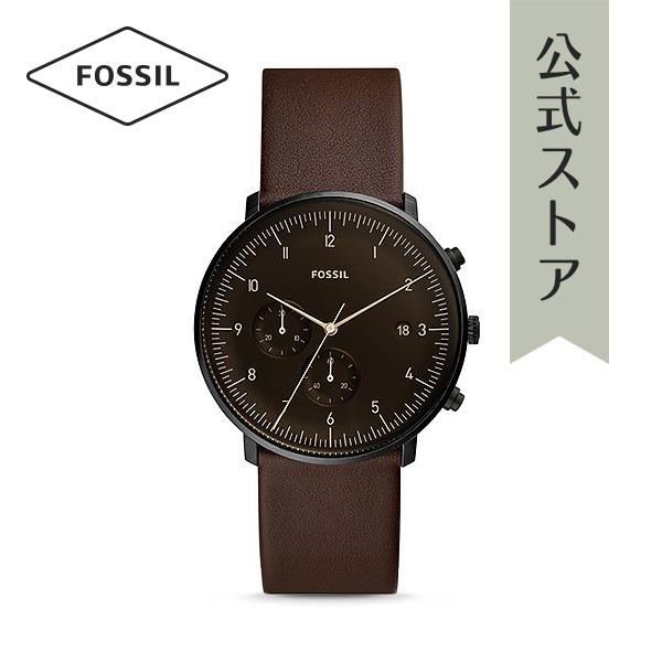 『公式ショッパープレゼント』 フォッシル 腕時計 公式 2年 保証 Fossil メンズ チェース タイマー FS5485 CHASE TIMER