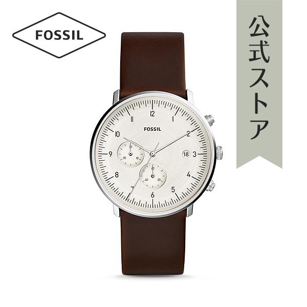 『公式ショッパープレゼント』 フォッシル 腕時計 公式 2年 保証 Fossil メンズ チェース タイマー FS5488 CHASE TIMER