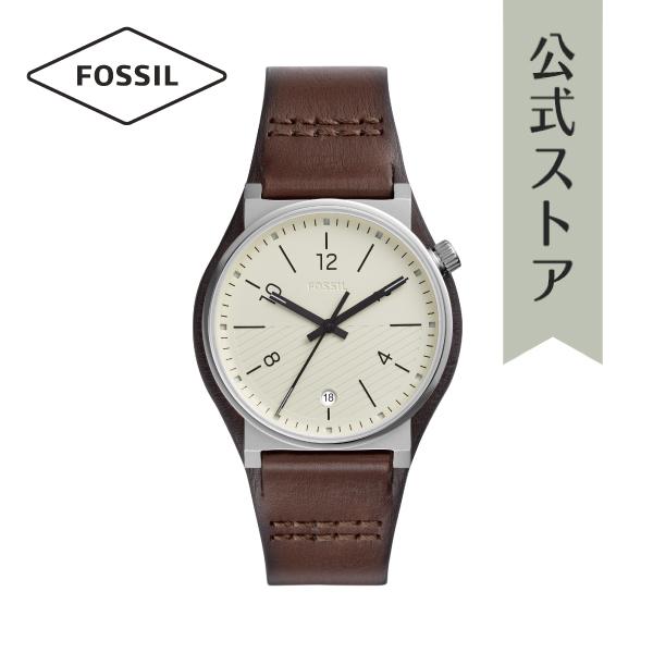 『公式ショッパープレゼント』2019 春の新作 フォッシル 腕時計 公式 2年 保証 Fossil メンズ FS5510 BARSTOW 42mm