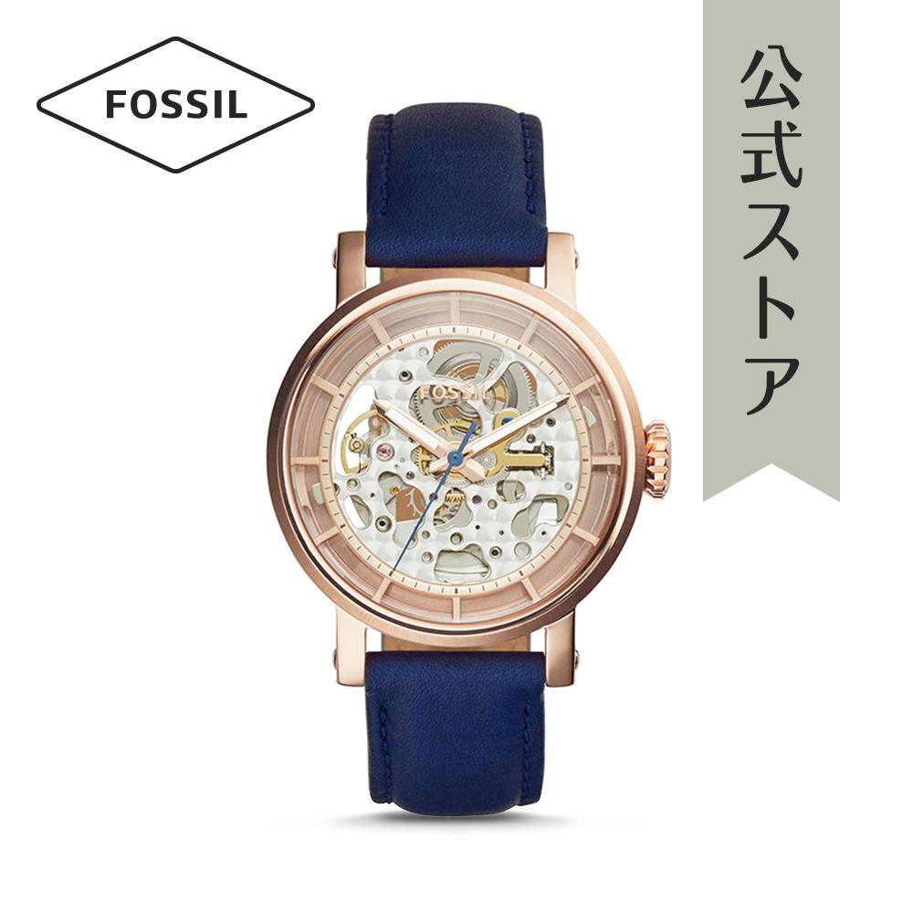 『公式ショッパープレゼント』フォッシル 腕時計 公式 2年 保証 Fossil レディース オリジナル ボーイフレンド オートマチック ME3086 ORIGINAL BOYFRIEND AUTOMATIC
