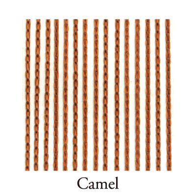 【VENUS PLATINUM】リリアンカーテンL-010 Camel