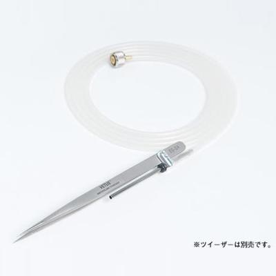 【Be Style】アイラッシュエアコンプレッサー用ツィーザ取付型シリコンホース(ツィーザ別売)