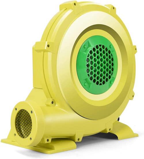 インフレータブルの大型プール フロートなどの空気入れに Costzon 商舗 Air Blower 735 100%品質保証! Watt 空気入れ プール 735ワット 1.0HP ブロワー バウンスハウス