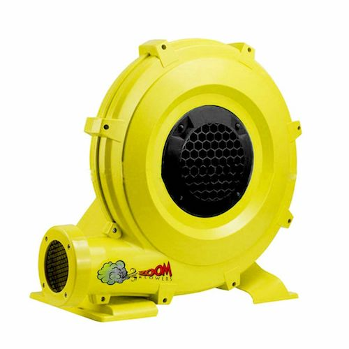 絶品 インフレータブルの大型プール セットアップ フロートなどの空気入れに Zoom Blowers Blower Air Pump Fan W4L 空気入れ バウンスハウス ブロワー 750 750ワット プール Watt