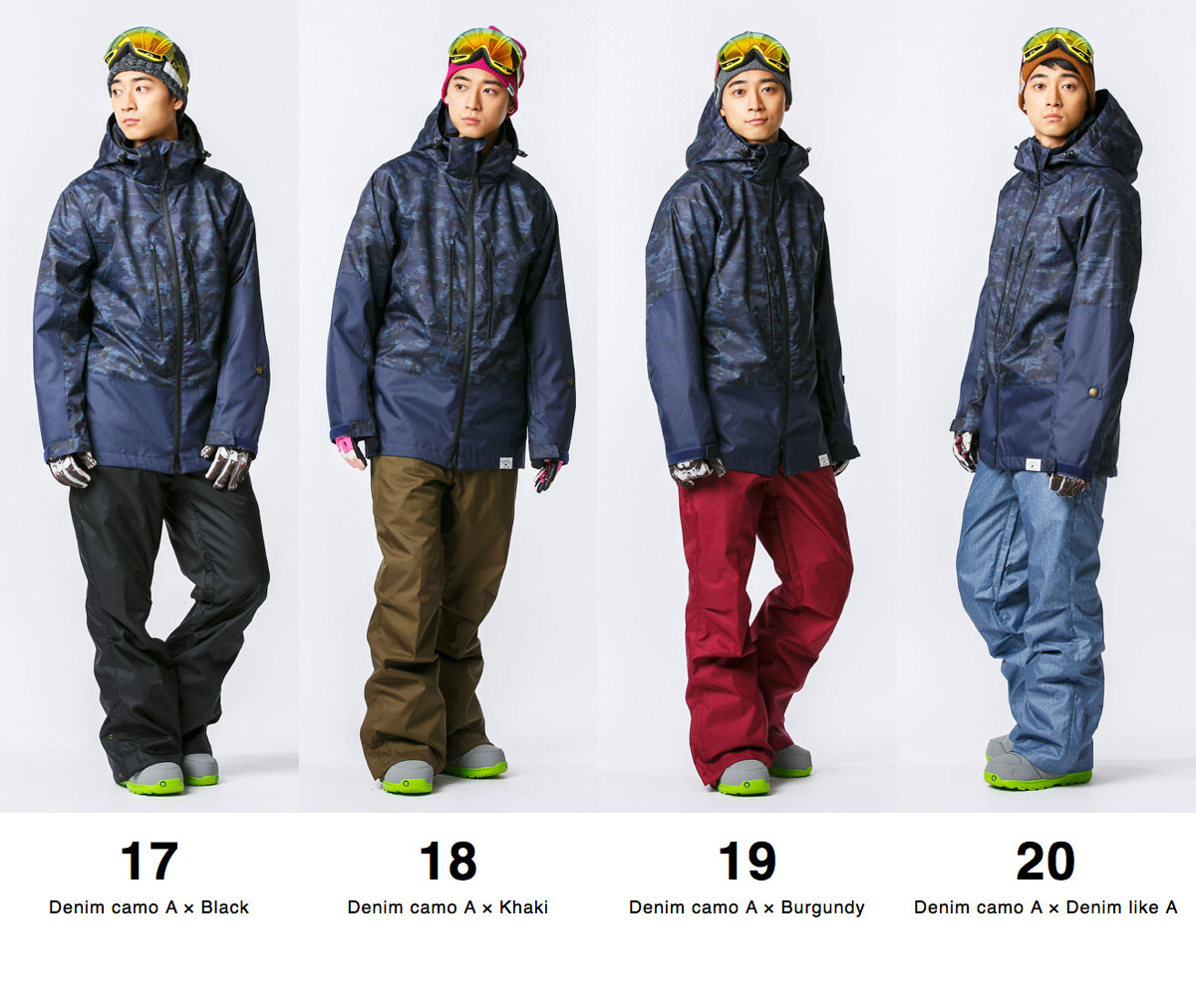 43Degrees Men's Snowboard Jacket and Pant (reserve)