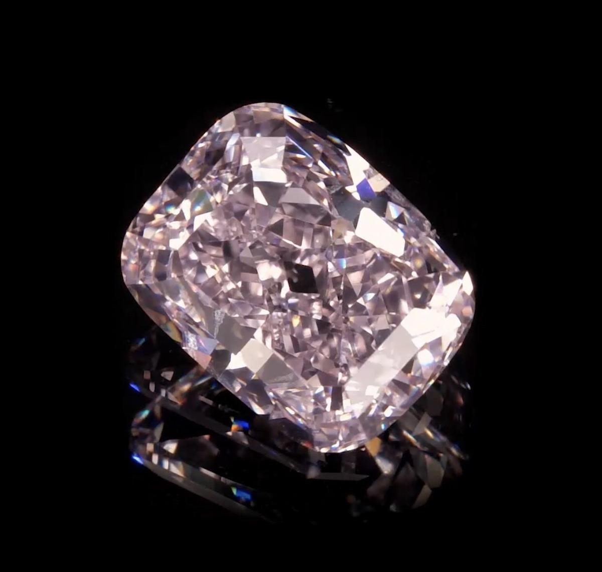 【GIA鑑定書付】8ct Fancy pink diamond VS1 ルース 裸石//