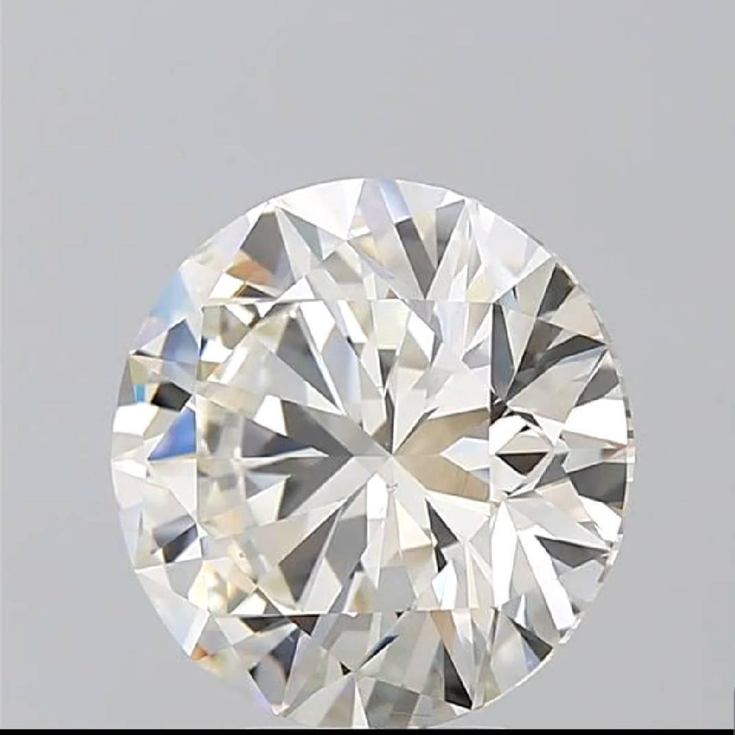【GIA鑑定書付】5.01ct J VS-2 EX ダイヤモンド ルース