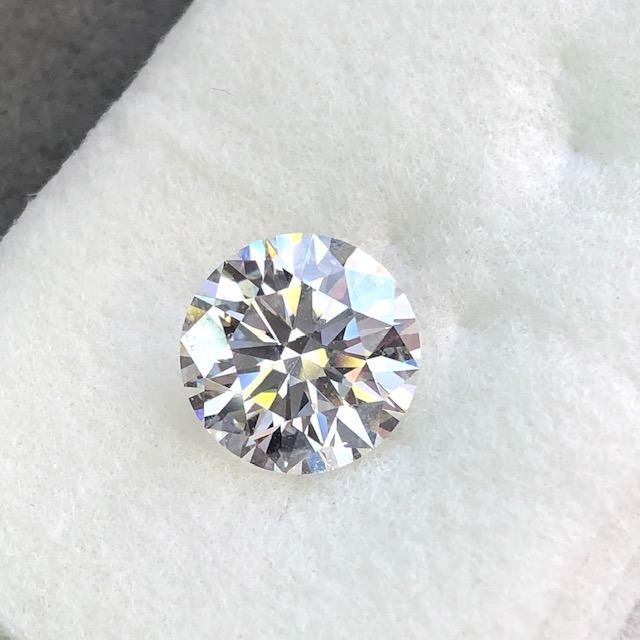 【GIA鑑定書付】3ct Dカラー IF 3EX ダイヤモンド ルース