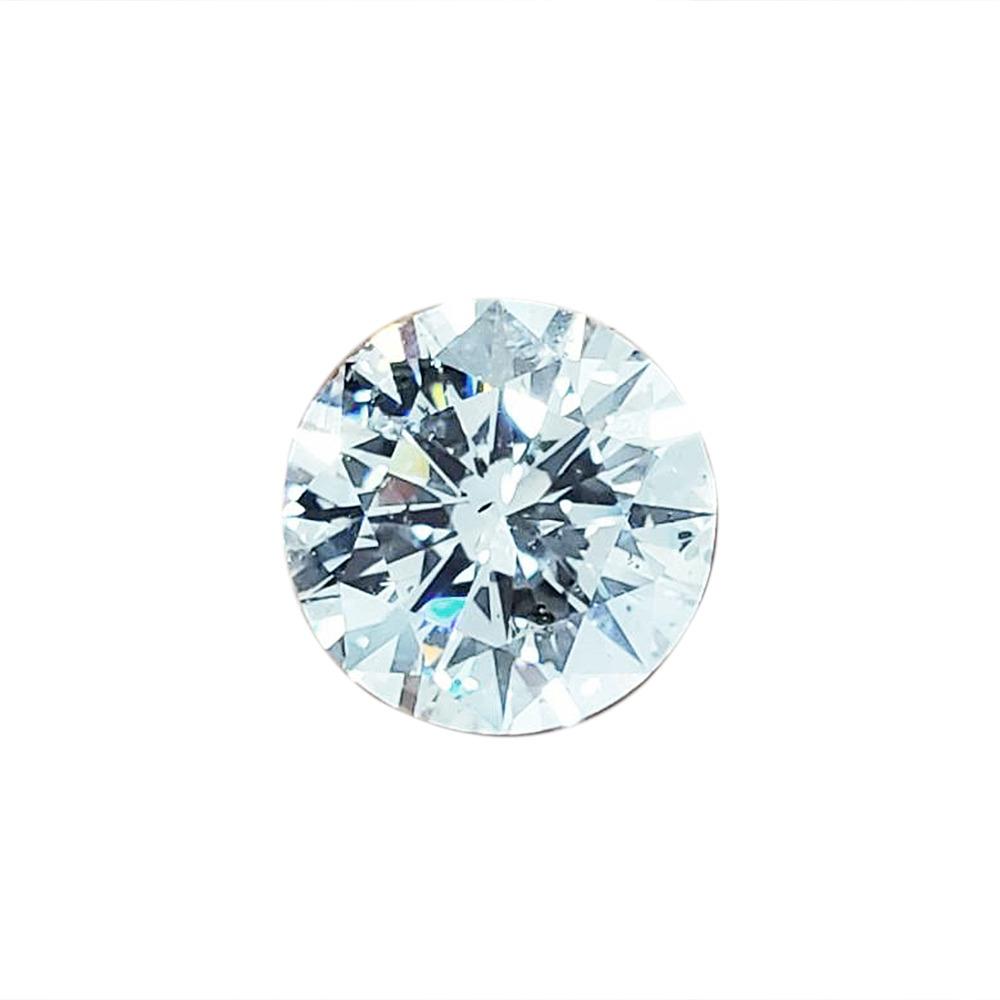 【在庫処分値下げ】 【鑑定書付 】 10ct E SI2 EX 天然 ダイヤモンド ルース ダイアモンド// 【コンビニ受取対応商品】