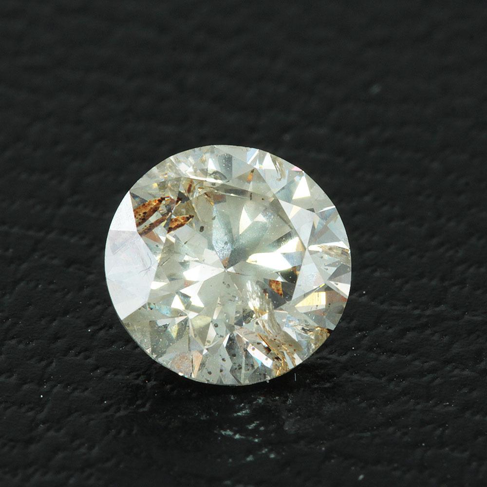 【ソーティング付 】 1ct 他鉱物入り 天然 ダイヤモンド ルース ダイアモンド// 【コンビニ受取対応商品】