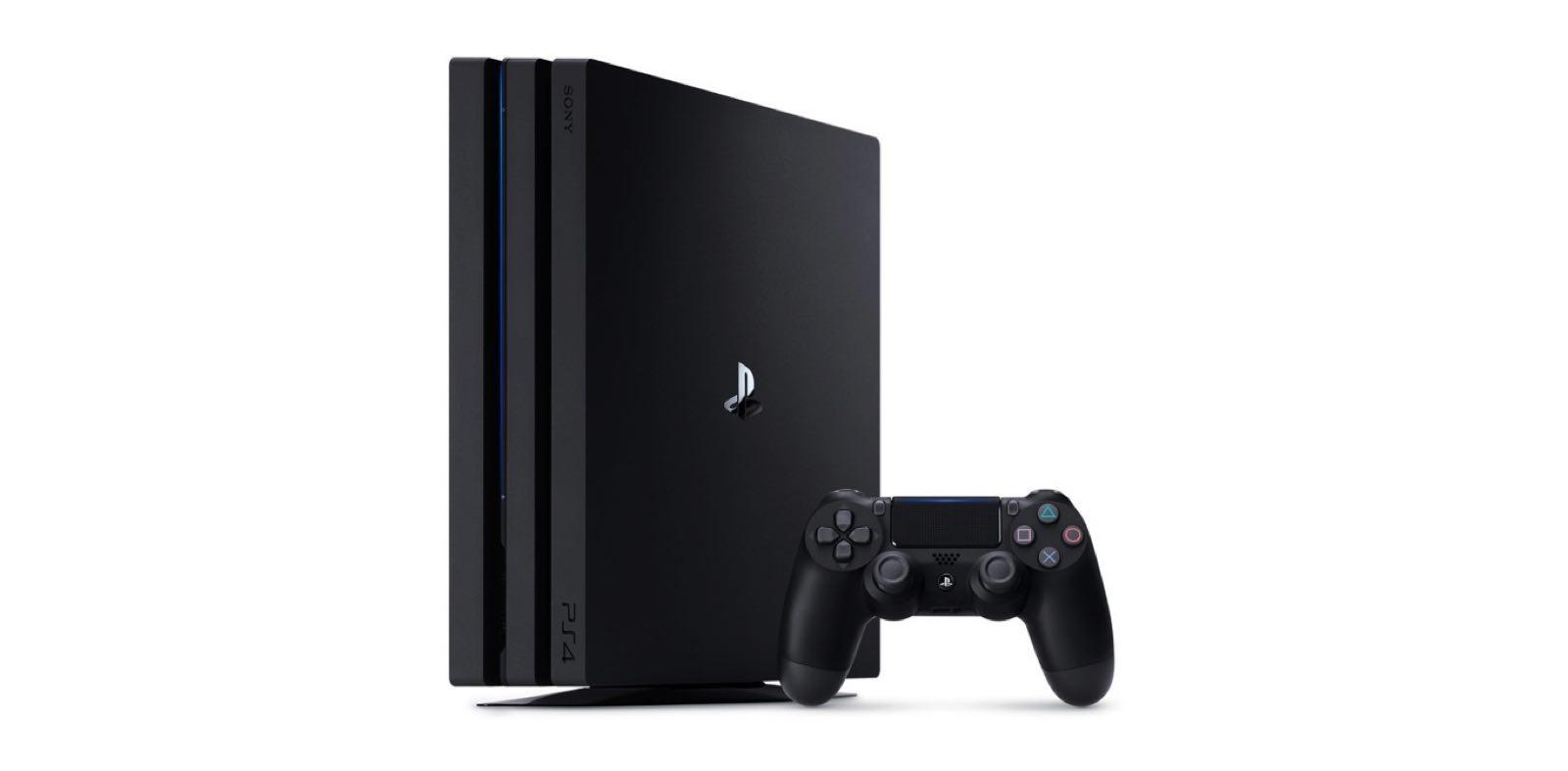 PlayStation 4 Pro 本体 ジェットブラック 1TB (CUH-7200BB01) 【中古】【PS3・PS4本体】【鈴鹿 専売品】【059-181010-01SS】