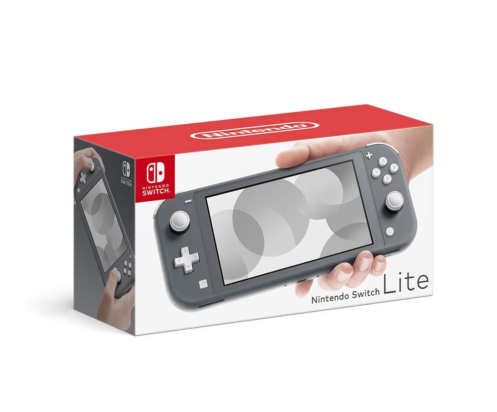 送料無料 OUTLET SALE 未使用品 Nintendo Switch Lite グレー 新古品 四日市 ライト 専売品 本体 ニンテンドースイッチ 062-190926-03eh 全国一律送料無料