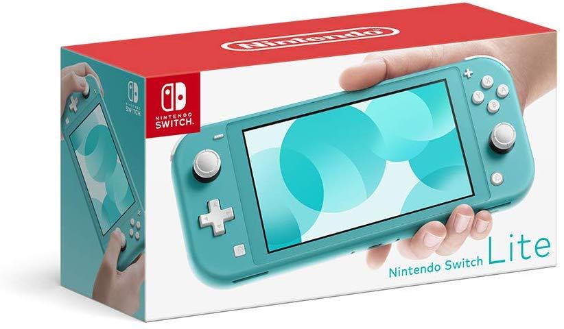 新発売 送料無料 任天堂 Nintendo Switch Lite ターコイズ ニンテンドースイッチライト本体 オリジナル HDH-S-BAZAA 062-201209-01QH 四日市 中古 専売品