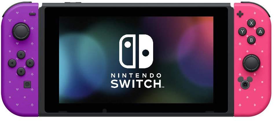 Nintendo Switchディズニーツムツム フェスティバルセット 【期間限定特典】オリジナルツムフェス衣装「フェスツム」4体ダウンロード番号同梱【新品】【Nintendo Switch本体】【鈴鹿 専売品】【062-191011-04FS】