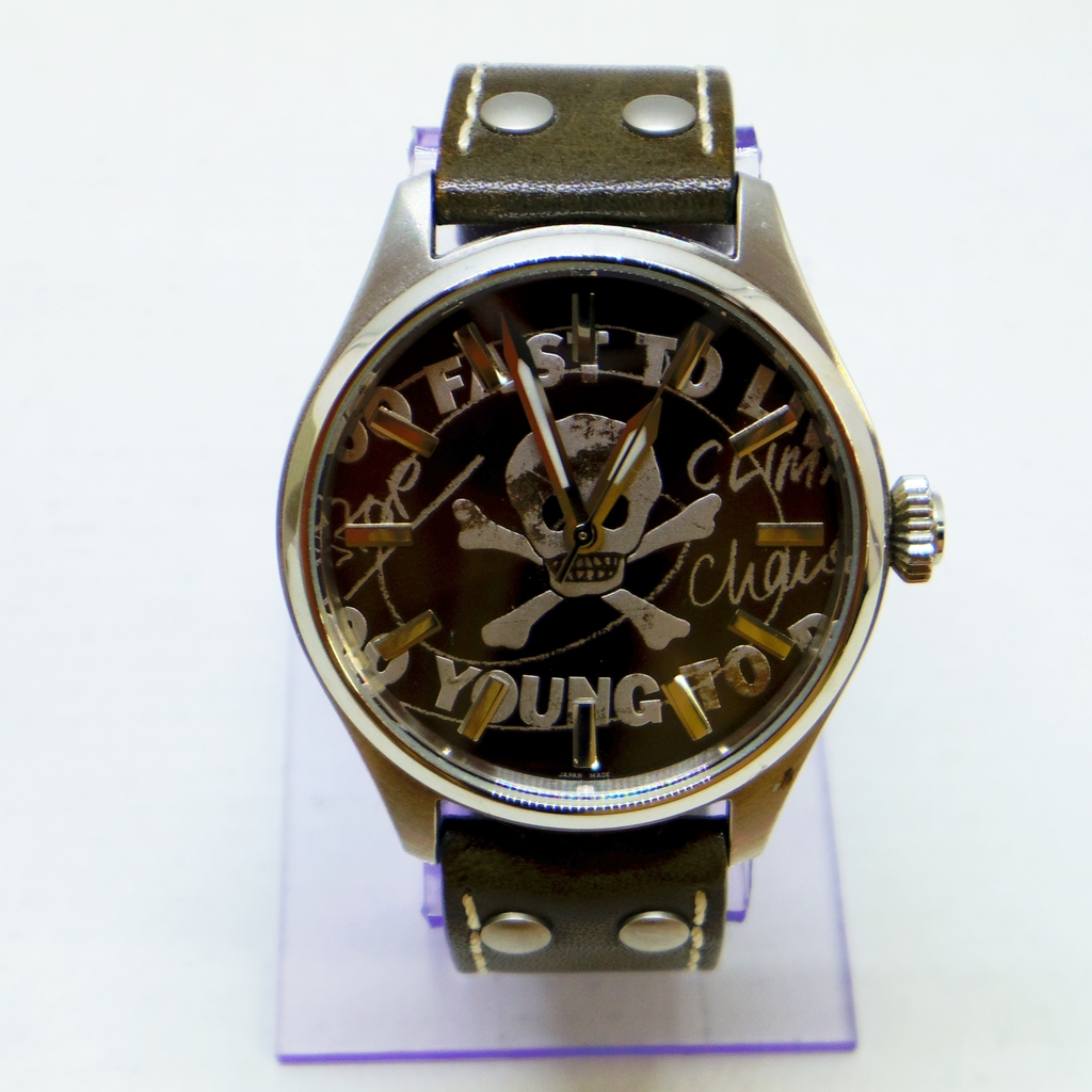 Vivienne Westwood MAN VW-2076 【中古】【時計】【鈴鹿 併売品】【141-180119-02AS】