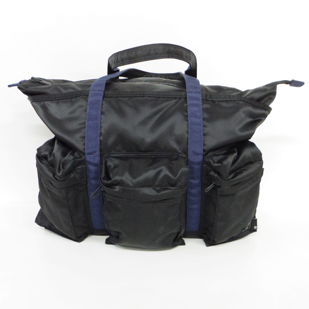 PORTER ×UNDER COVER  TANKER TOTE【中古】【カバン】【鈴鹿 併売品】【137-180213-03AS】