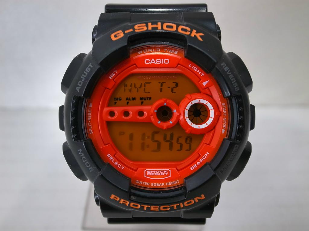 G-SHOCK Hyper Colors GD-100HC-1FJ 【時計】【鈴鹿店 併売品】【8110030LS】:フーリエ 店