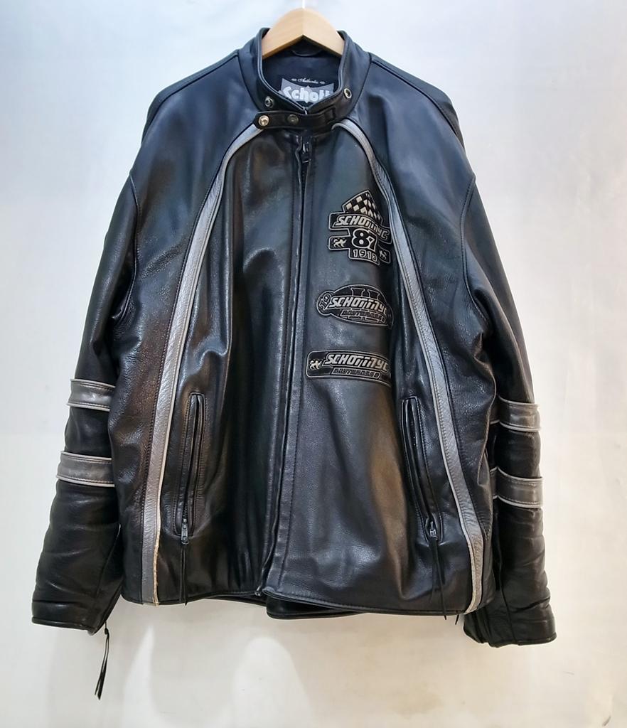 【限定価格セール!】 Schott (ショット) オールレザーアワードジャケット サイズ:XXL カラー:ブラック【】【アメカジ】【鈴鹿 専売品】【1281411OS】, 広瀬トータルサービス 6dee0f02