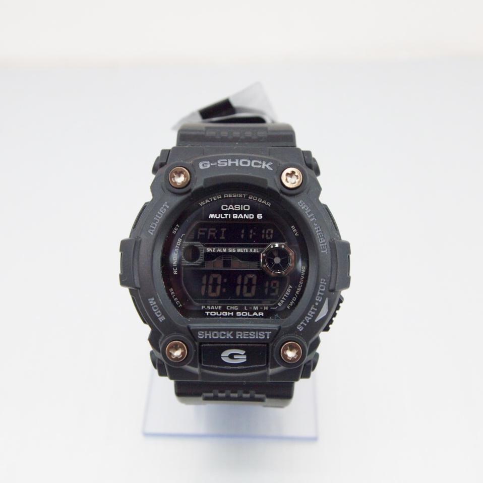 CASIO (カシオ) GW-7900B タイドグラフ・ムーンデータ計測機能 カラー:ブラック【中古】【時計】【鈴鹿 併売品】【141-171110-01OS】