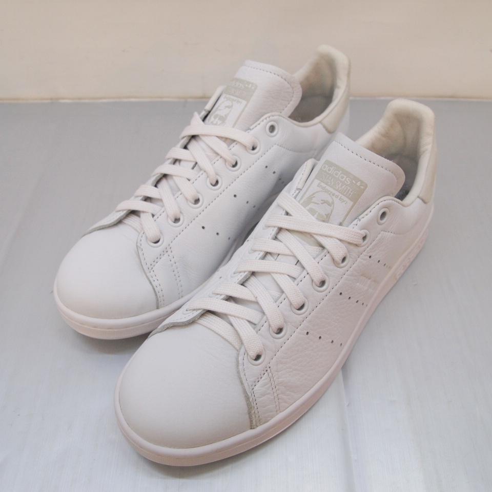 adidas(アディダス) STAN SMITH MAISON サイズ:8.5(26.5cm) カラー:ホワイト【中古】【139 スニーカー】【鈴鹿 併売品】【139-190228-07OS】