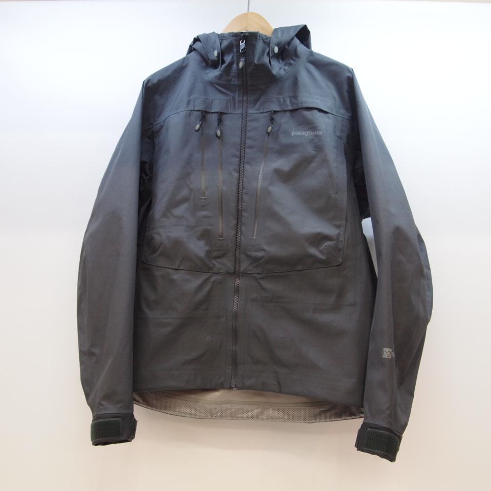 Pataginia (パタゴニア) Mountain Light Jacket NP11834 サイズ:M カラー:グレー【中古】【129 アウトドア】【鈴鹿 併売品】【129-200414-04OS】