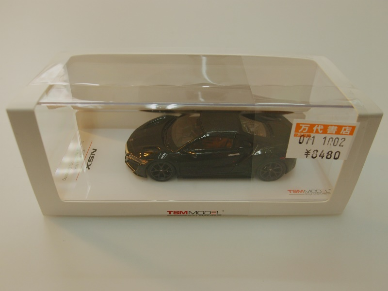 True Scale 1/43 2015 Acula NSX The Quail Motorsports Gathering Berlina Black 宮沢模型流通限定 【中古】【ミニカー】【鈴鹿 併売品】【0710843BS】