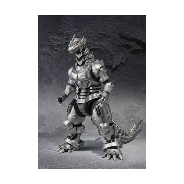 S.H.MonsterArts 3式機龍 MFS-3【中古】【フィギュア・ブリスター】【鈴鹿 併売品】【065-170713-01AS】
