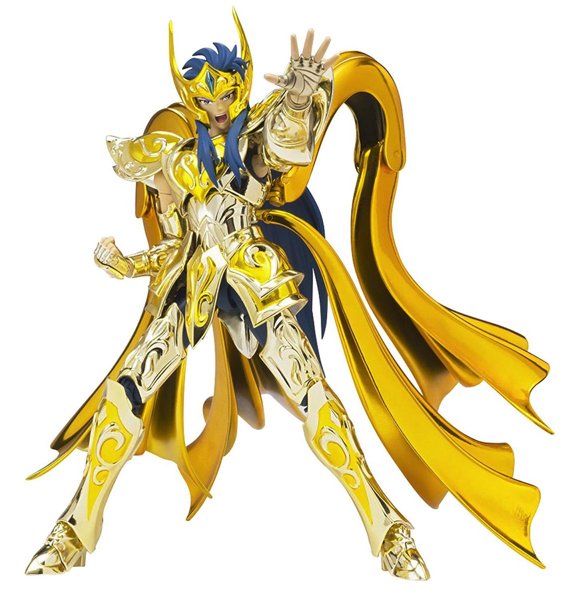聖闘士聖衣神話ex アクエリアス フラットヘッド オンライン カミュ