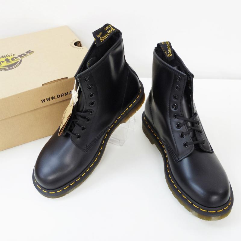 Dr.Martens 1460 11822006 8HOLE BOOT サイズ:26cm カラー:ブラック【中古】【その他靴】【鈴鹿 併売品】【140-180803-01BS】