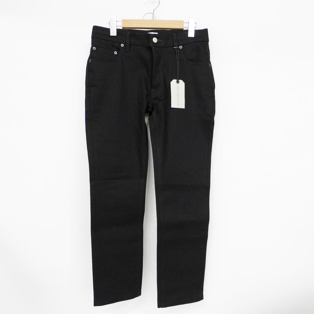 ROTTWEILER Black Skinny [RW-M8A-03018] 18AW サイズ:32 カラー:ブラック【中古】【ルード】【鈴鹿 併売品】【127-181007-01BS】